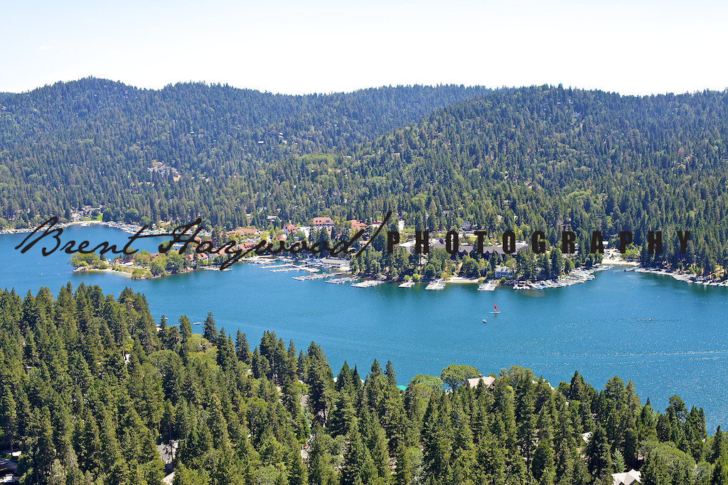 Lake Arrowhead Aerial IMG_9290