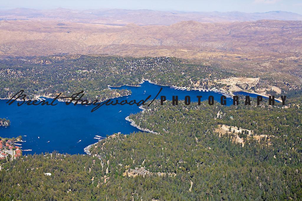 Lake Arrowhead Aerial IMG_9184
