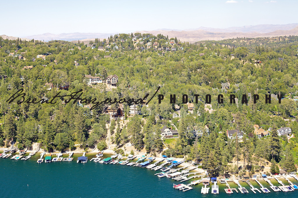 Lake Arrowhead Aerial IMG_9314
