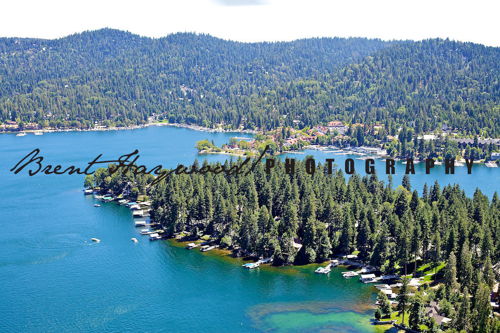 Lake Arrowhead Aerial IMG_9289