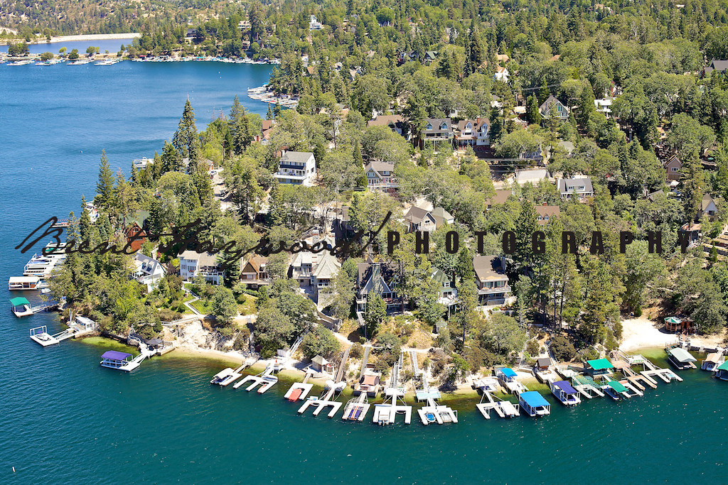 Lake Arrowhead Aerial IMG_9232