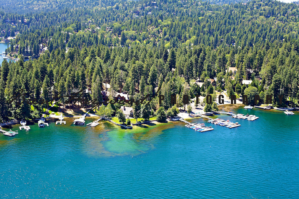 Lake Arrowhead Aerial IMG_9288
