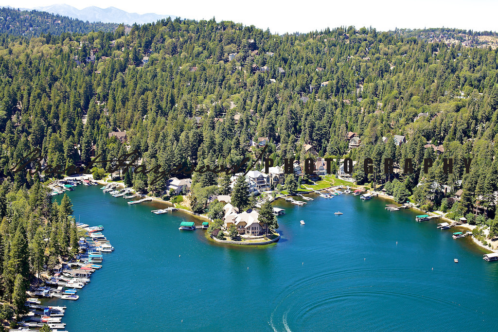 Lake Arrowhead Aerial IMG_9268