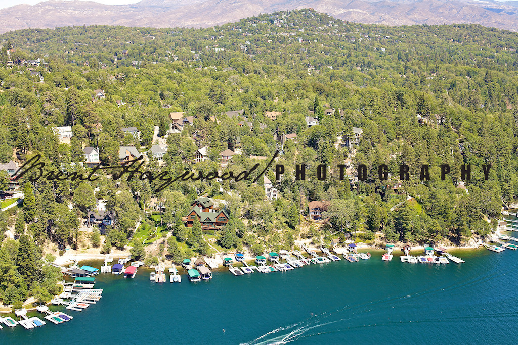 Lake Arrowhead Aerial IMG_9307