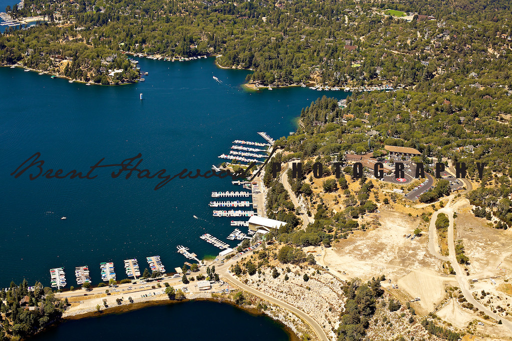 Lake Arrowhead Aerial IMG_9200