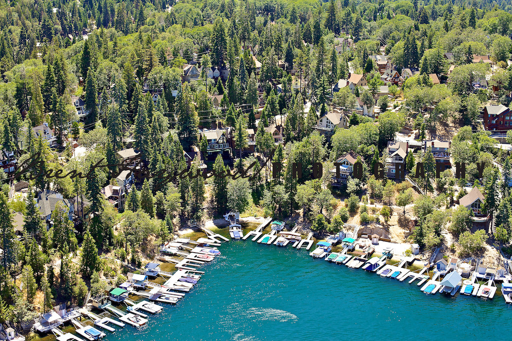 Lake Arrowhead Aerial IMG_9211