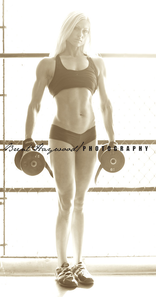 Fitness Photography in San Diego by Brent Haywood
