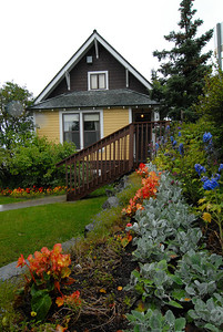 Oscar Anderson House, Anchorage, AK.