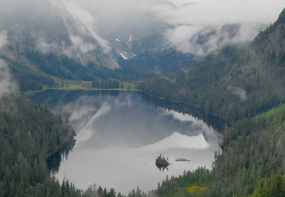 Misty Fjords Natl. Monument-Nooya Lake
