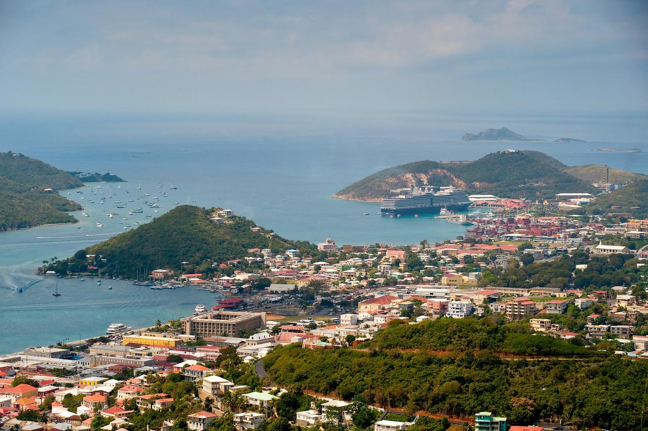 Charlotte Amalie, St. Thomas, U.S. Virgin Islands.