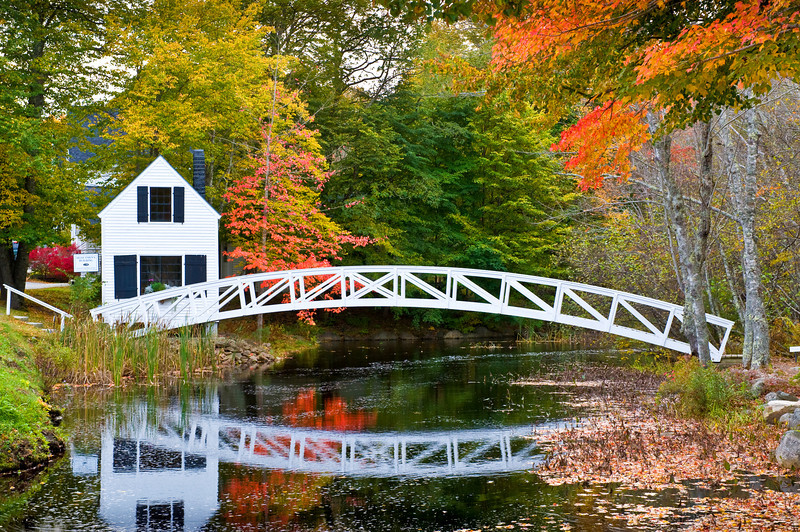 Sommesville, Maine.