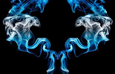 Smoke Abstract 7 Crop