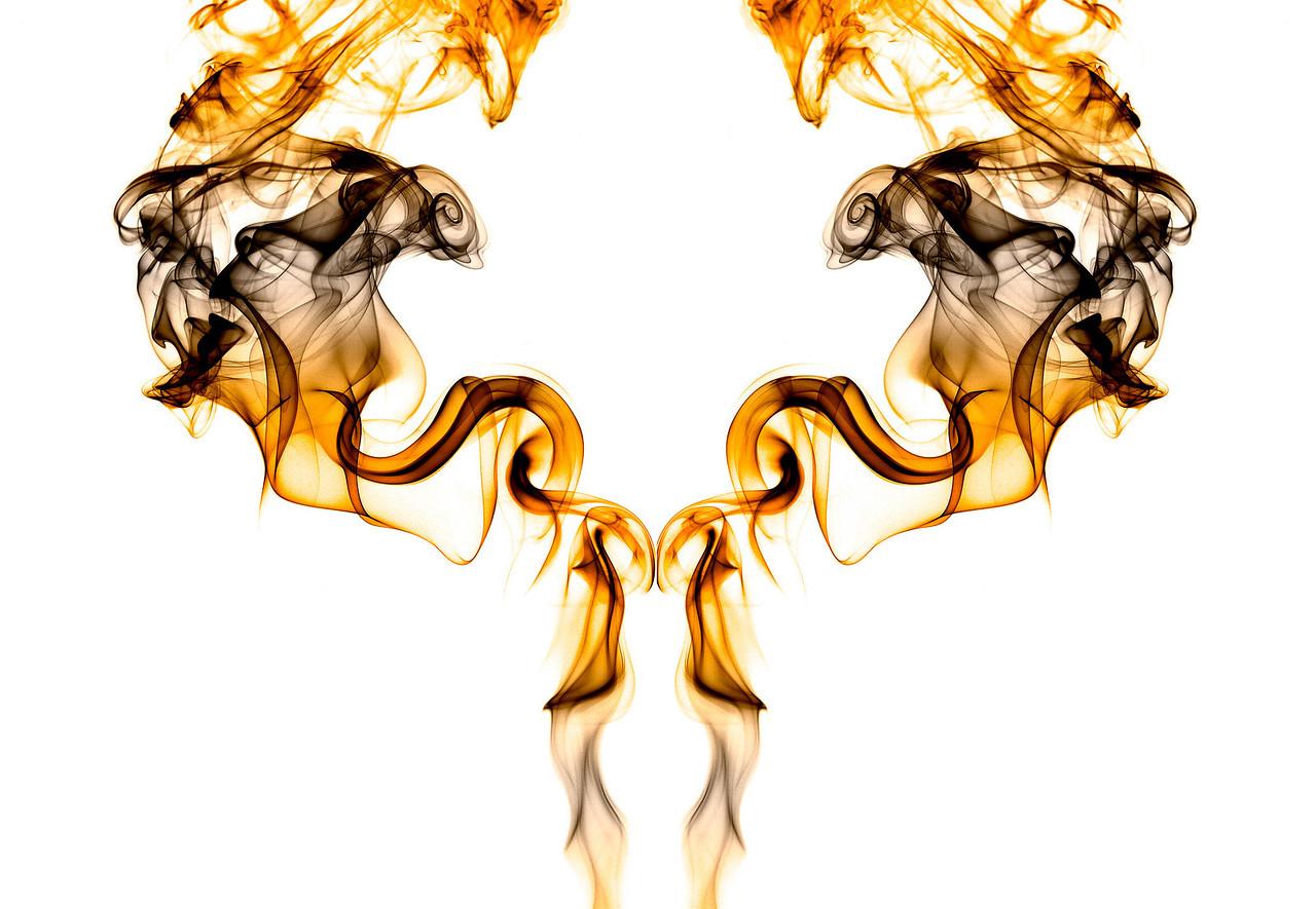 Smoke Abstract-8