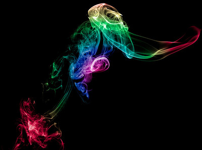 Smoke Abstract-2