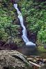 Lower section of Dark Hollow Falls, Shendoah Pkwy., Va.