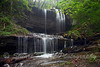 Grassy Creek Falls, N.C.
