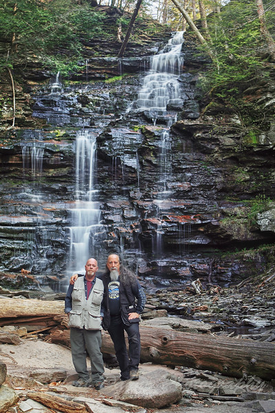 Ricketts Glen State Park, Pa.