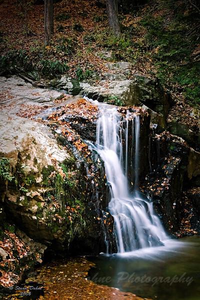 Cascade Falls, Patapsco State Park, Avalon Section