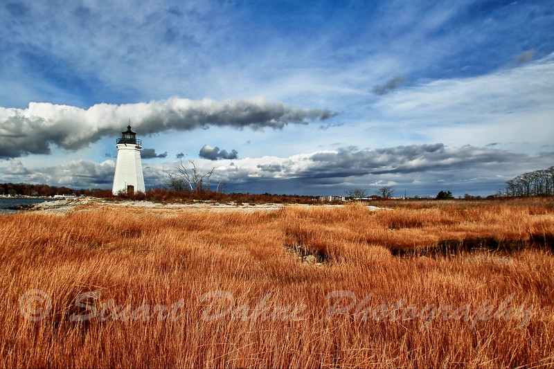Black Rock Harbor Lighthouse, Bridgeport, Connecticut