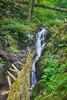 Dark Hollow Falls Lower Section
