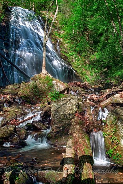Crabtree Falls, N.C.