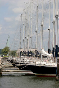 Masts and Lines, Annapolis Academy