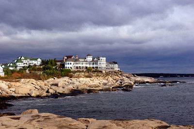"""Cottages"" in York, Maine"