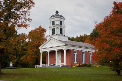 Congregational Church, Charlotte, Vermont