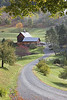 Sleepy Hollow Farm, Pomfret, Vermont (Portrait)