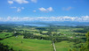 Champlain Valley from Mount Philo, Vermont