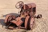 Abandoned Farm Tractor