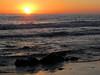 California coast sunset near Dana Point, California, August 2010