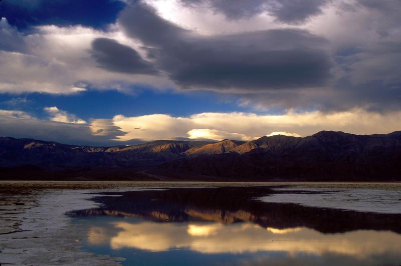 Cow Creek, Death Valley National Park, California