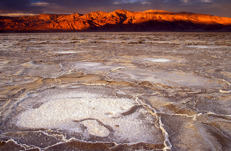 Cow Creek, Death Valley National Park, California