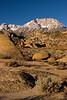 Butterfield Boulders, Eastern Sierra Nevada, California.  October 19, 2009