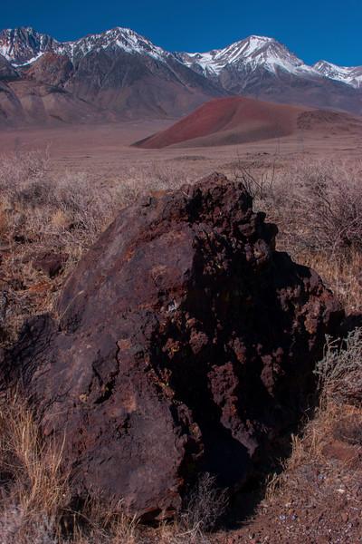 Eastern Sierra Nevada, California.  October 19, 2009