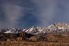 Butterfield Boulders, Eastern Sierra Nevada, California.  October 18, 2009