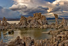 Tufa Towers, Mono Lake, California.  October 2009