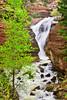Waterfall near Estes Park, Colorado