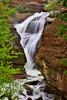 Waterfall near Estes Park, Colorado.