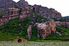 Colorado Scenic and Historic Byway 141, along the Dominguez-Escalante National Conservation Area, Colorado.  May 2009