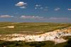 Paint Mines Interpretive Park, Colorado.  August 2009