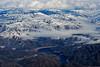 Flight leaving Boise, Idaho.  January 2015