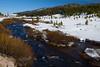 Scenery along Beartooth Highway (US 212), Wyoming.  May 2015