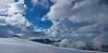 Beartooth Pass Summit, 10,947 elevation,  Beartooth Highway (US 212), Wyoming.  May 2015