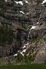 Waterfalls along Beartooth Highway (US 212), Wyoming.  May 2015