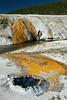 Black Sand Basin, Yellowstone National Park, Wyoming.  July 2007