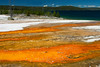 West Thumb Geyser Basin, Yellowstone National Park, Wyoming.  July 2007