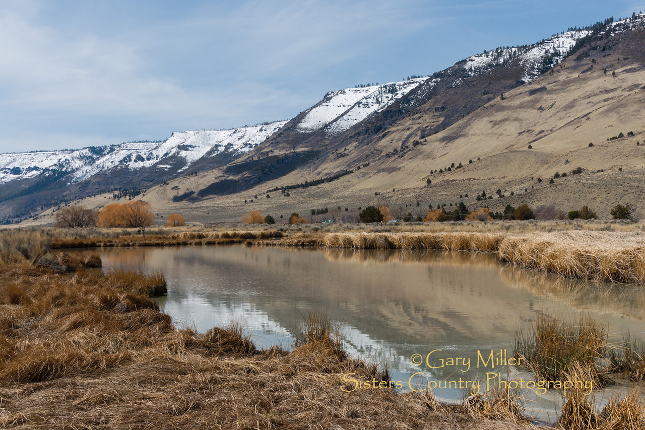 Image from the Summer Lake Wildlife Refuge in Southeastern Oregon Gary N. Miller - Sisters Country Photography