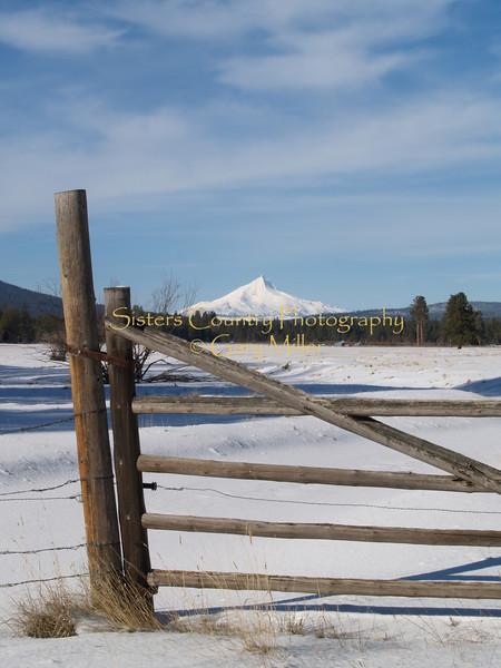 Mt. Jefferson - Knapp Ranch